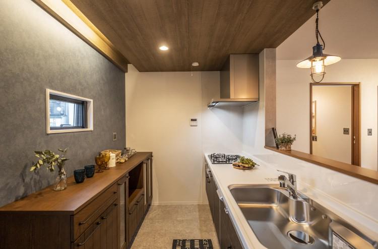 ブルックリンスタイルの家 キッチン